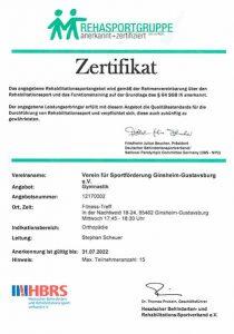 Zertifikat_Rehasport_mittwochs