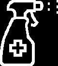 Desinfektionsflasche