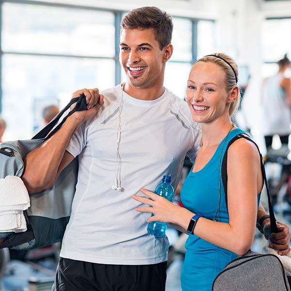 Fitness frauen treffen